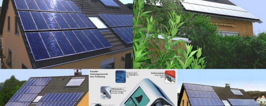 Investieren in Photovoltaik